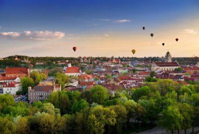 根據立陶宛法律規定清算公司的可能性